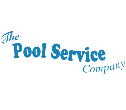 The Pool Service Company Logo