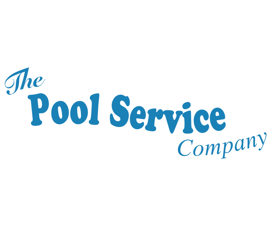 The Pool Service Company Retina Logo